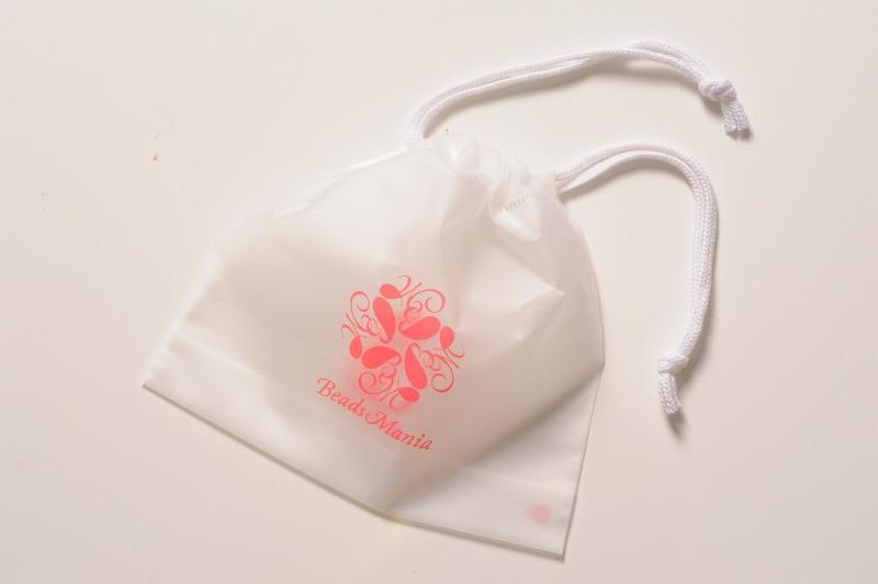 ビーズマニア ショップ袋