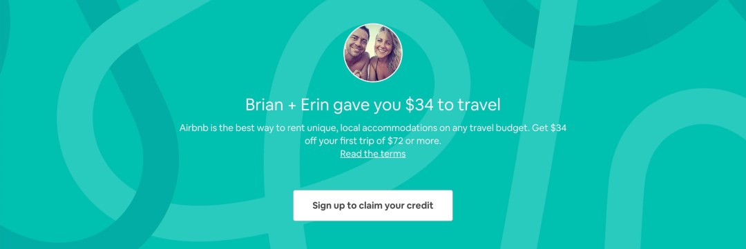 BE Adventure Partners Invites You To Use Airbnb