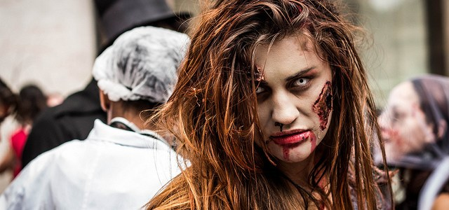 How a Zombie Apocalypse Can Help You in Your Blogging Career