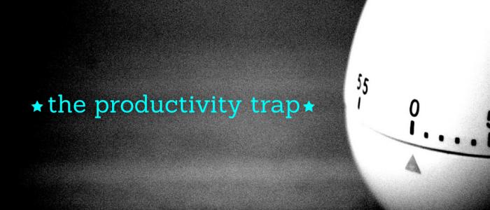 Bloggers, Beware of Productivity Porn!