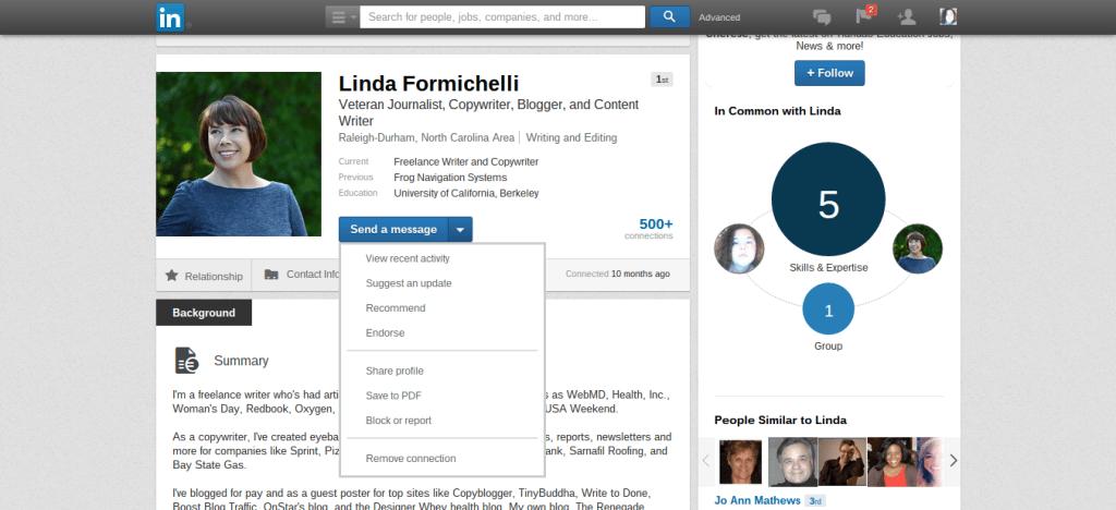 Linkedin_Report_Screenshot