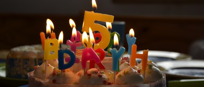 5 Years of Be a Freelance Blogger [Thank You!]