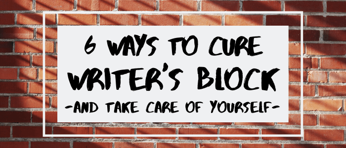 6 Writer's Block Busting Tips (Banish Your Block for Good!)