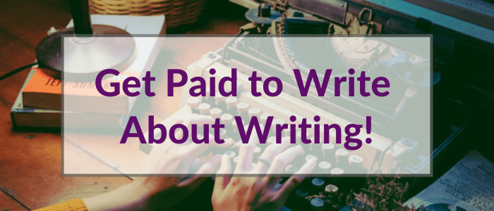 Freelance Blogging Jobs That Pay: Write for Writing Blogs