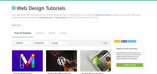 Envato Tuts plus Web Design pays tech writers for freelance writing jobs.