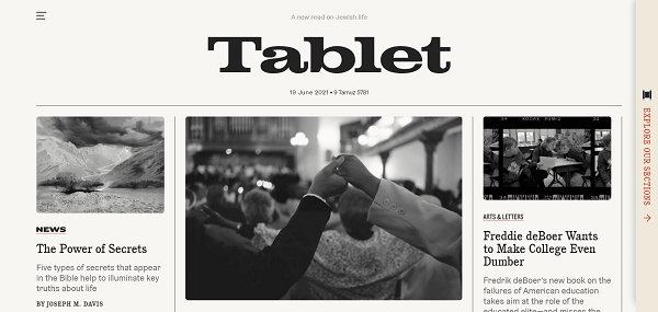 Tablet magazine pays freelance writers for science writing jobs