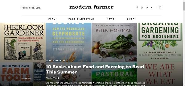 Modern Farmer hires writers for freelance garden writing gigs