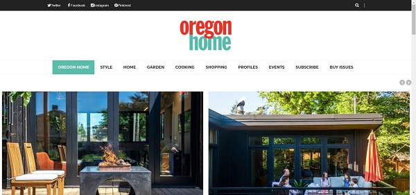 Oregon Home pays writers for freelance design writing jobs