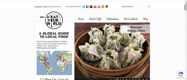Eat your world blog hires writers for freelance food writing jobs