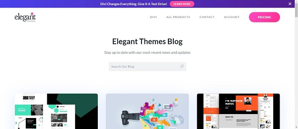The Elegant Themes blog pays writers for freelance tech writing jobs