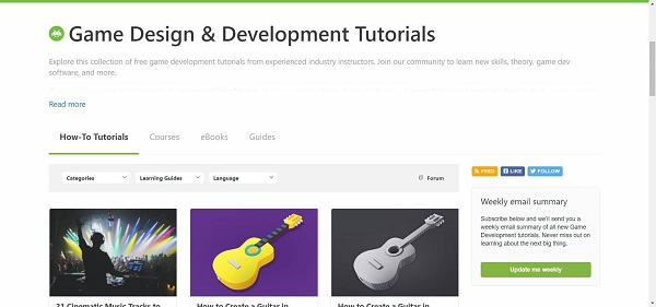 Envato Tuts + game development blog hires freelance writers for tech writing jobs