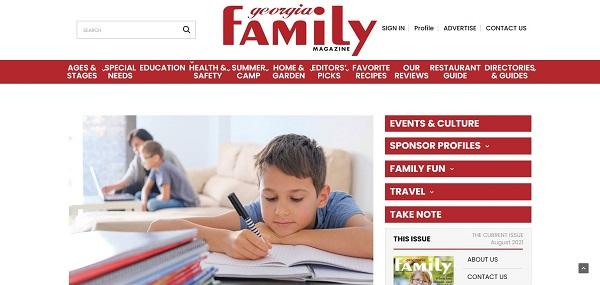 Georgia Family magazine hires writers for freelance food writing gigs
