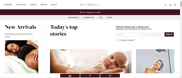Motherly hires food writers for freelance writing jobs