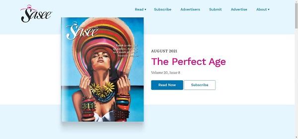 Sasee Magazine pays freelance writers for style writing jobs