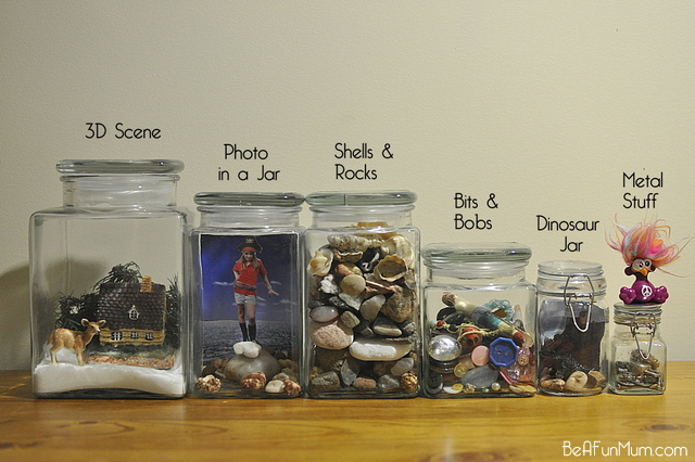 Kids Room Collection Display Jars Be A Fun Mum