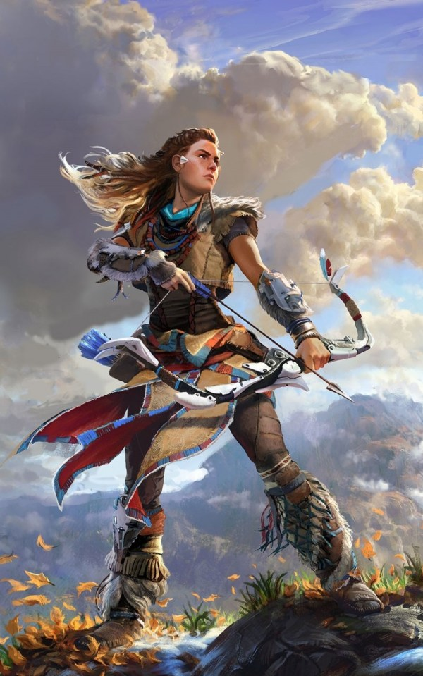 Skills Of Seeker Game Character