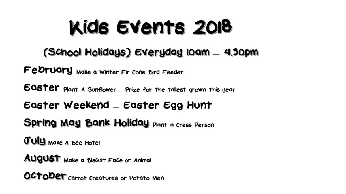 Pic kids events