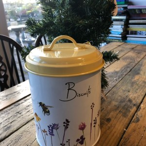 Busy Bee Cookie Tin
