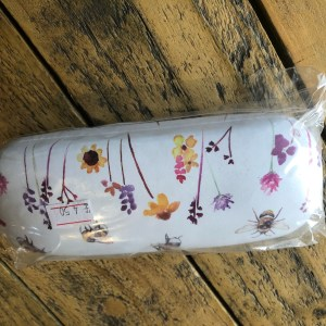 Busy Bee Glasses Case