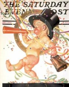 baby new year
