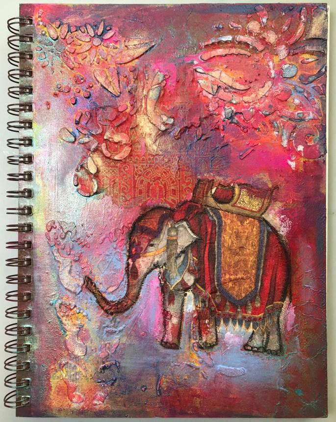 strathmore artjournal cover