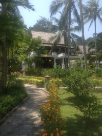 Jungle villa, Pagkor Laut
