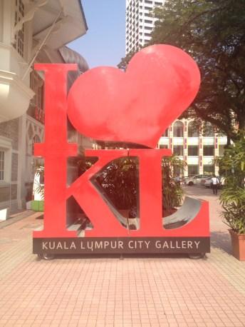 I heart KL