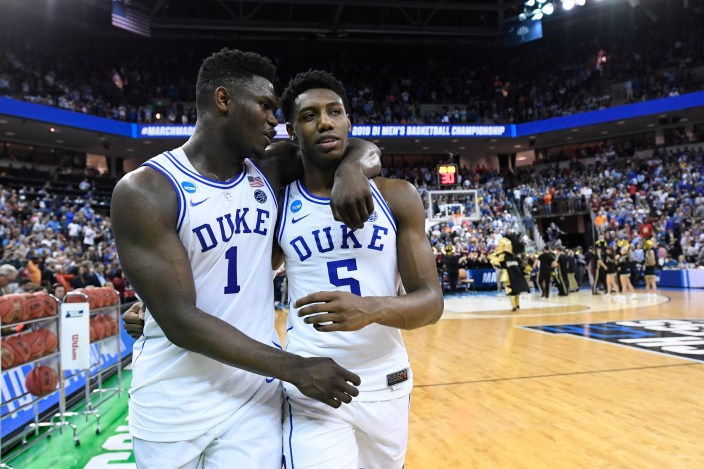 Memphis Grizzlies: R.J. Barrett, Zion Williamson's College Career Come To An End