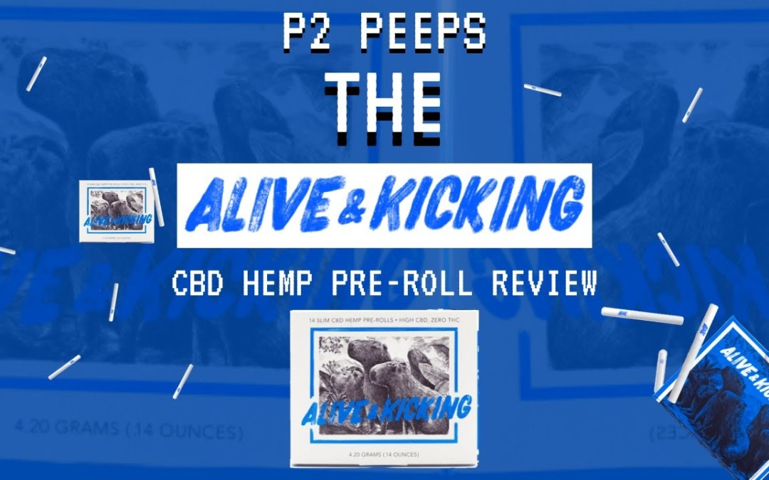 Watch P2 Peeps smoke our pre-rolls and love them