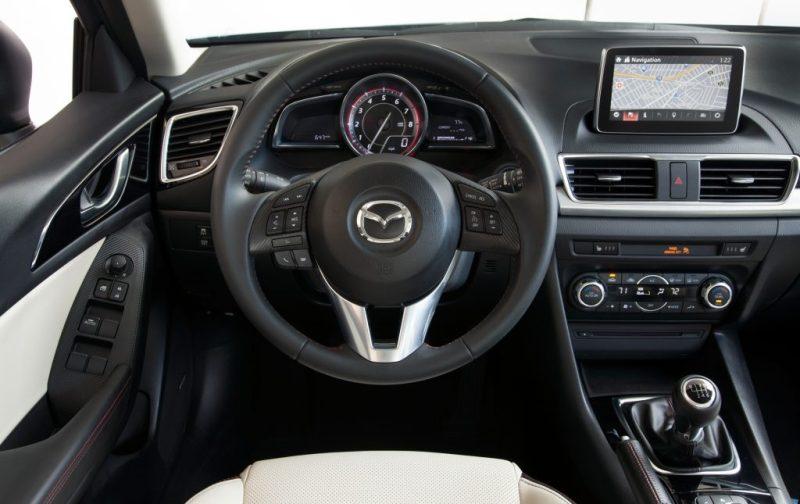 2016 Mazda3 5 door Grand Touring