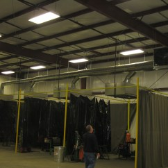 Commercial Kitchen Ventilation Booth Seating Products & Metals - Beals Sheet Metal