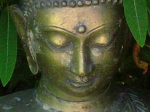 Bealtaine Cottage Buddha