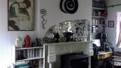 Bealtaine Cottage mosaic mirror