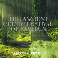 The Ancient Celtic Festival of Samhain