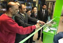Zong Opens Mini Customer Service Center LUMS