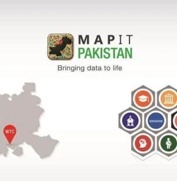 Map it Pakistan