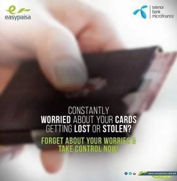 Easypaisa Virtual Debit Card