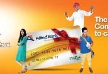 Allied EZCash Prepaid Card