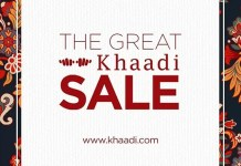 The Great Khaadi Sale 2018
