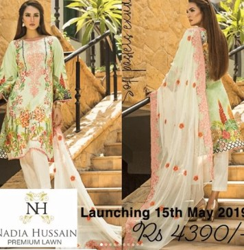 Premier Lawn Collection 2019