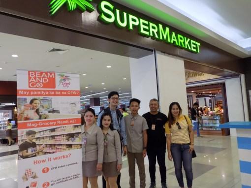 BeamAndGo_Alturas Mall_Supermarket