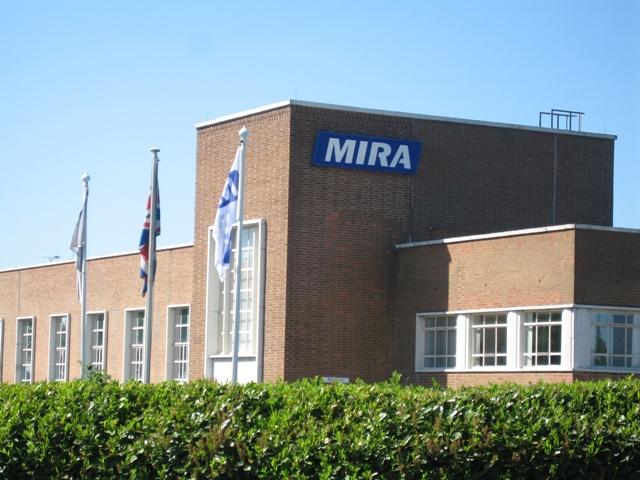 MIRA Sprint 22 May 2010