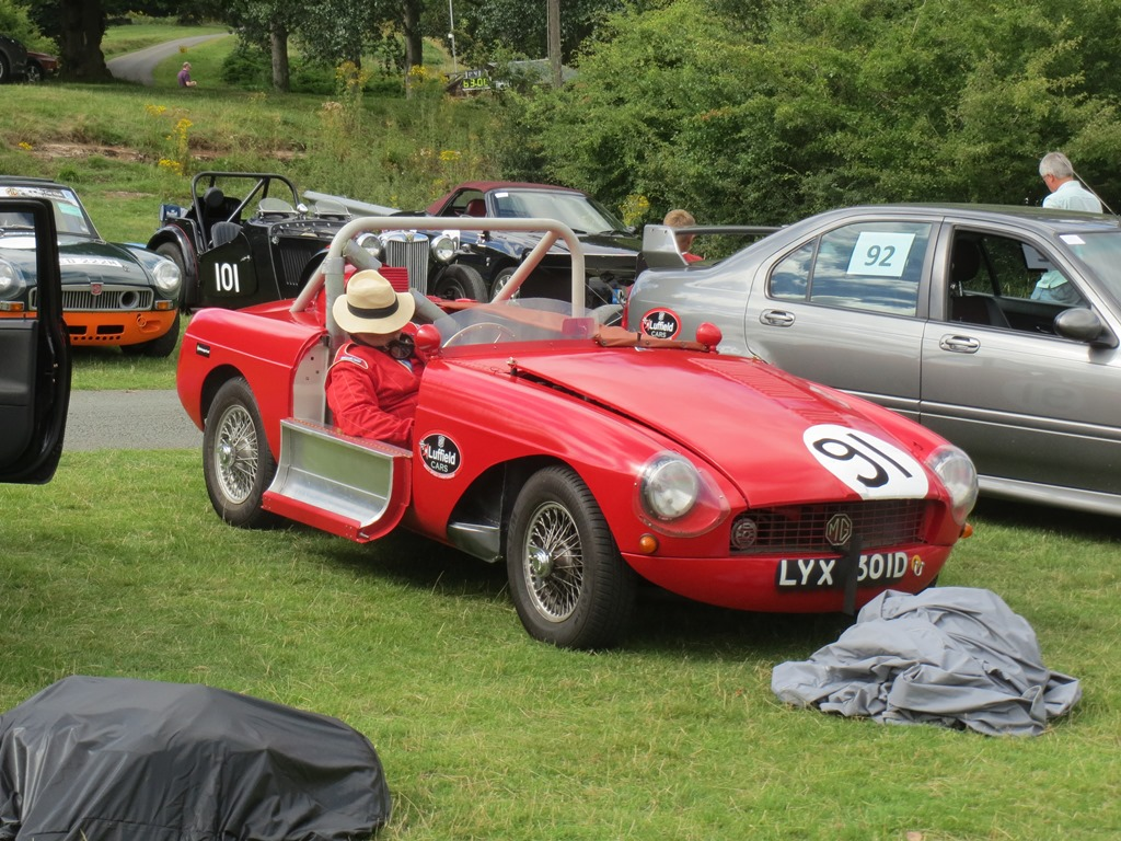 Loton Park 10 and 11 August 2013