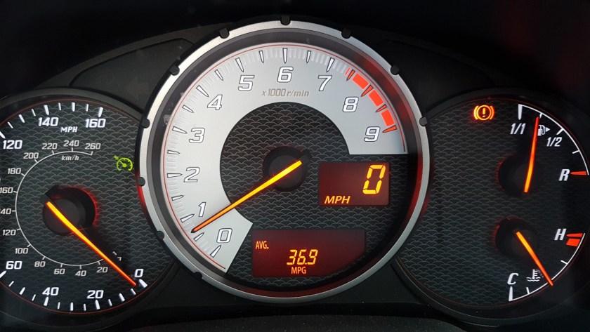 GT86 BRZ fuel economy mpg