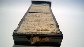 Bild Beamer Wartung Beamer Reparatur Zentrum Staubfilter