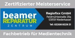 Bilder Beamer Reparatur und Wartungs Zentrum Meisterservice Siegel
