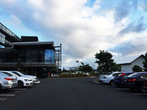 IBIS Auckland airport (Free overnight parking)