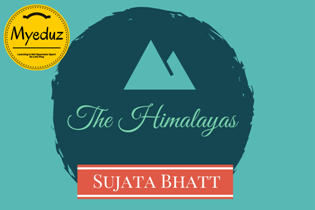 The Himalayas Summary by Sujata Bhatt