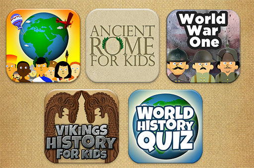 Top 10 Free Apps to Learn History Online