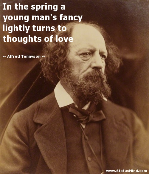 Summary and Analysis of Spring by Tennyson